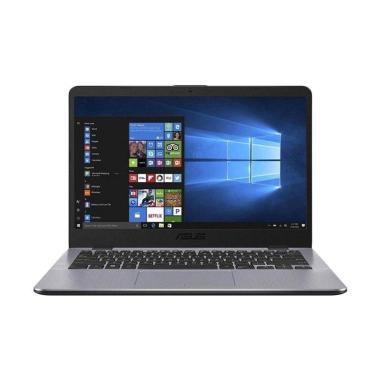 harga Asus A407UA-BV319T Notebook - Grey [i3-7020U/ RAM 4GB/ HDD 1TB/ 14 Inch/ Windows 10/ No ODD] Blibli.com