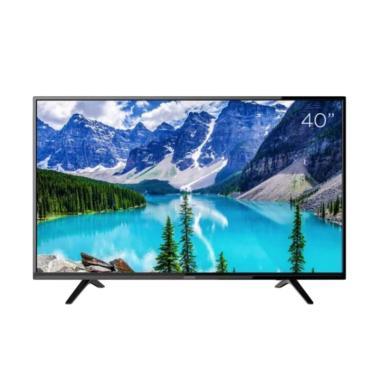 harga Coocaa 40D3A Full HD TV LED - Hitam [40 Inch] Hitam Blibli.com