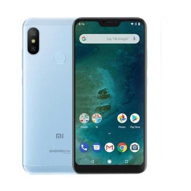 harga Xiaomi Redmi 6 Pro Smartphone [4GB/32GB] Blibli.com