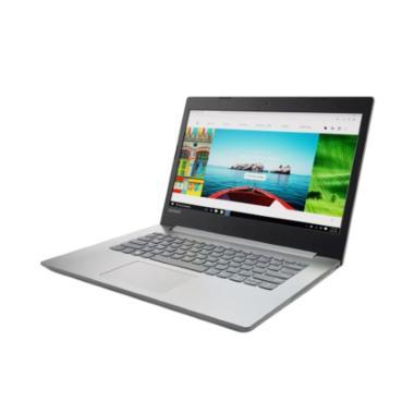 harga Lenovo IP330-14IKBR 81G2008MID Notebook -  Platinum Grey [i5-8250U] Blibli.com