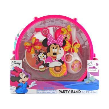 Happy Toon 3318 Minnie Party Band Set Mainan Anak