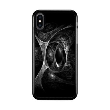 harga Flazzstore Oakley Black Art Z4868 Premium Casing for iPhone XS Blibli.com
