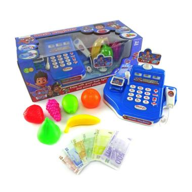 Happy Toon Cashier Paw Patrol PP Cash Register 01 Mainan Anak