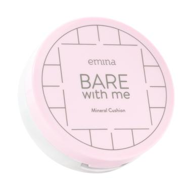 Emina Bare With Me Mineral Cushion - 01 Light [15 g]