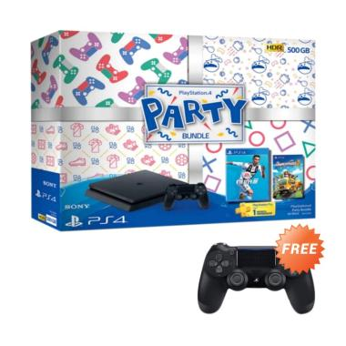 SONY Playstation PS4 Slim Party Bundle Game ...