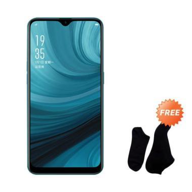 OPPO A7 Smartphone [64GB/ 4GB] + Free Kaos Kaki 7 Pasang
