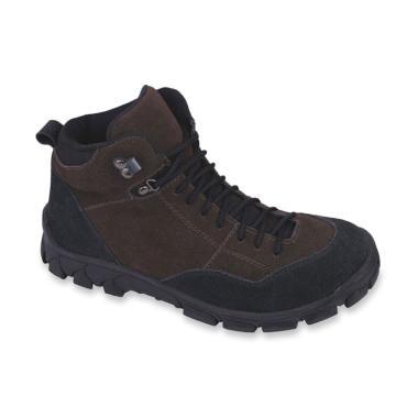 Jual Sepatu Boots Pria Coklat Online - Harga Baru Termurah Maret ... 7b1bd86092