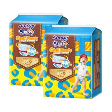 Anerle Cheris Popok Bayi [Size M9x 2 Trial Pack]