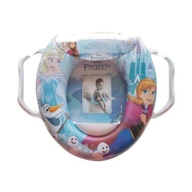 Soft Baby Potty Seat with Handle .