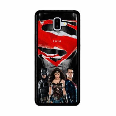 harga Flazzstore Batman Vs Superman W3550 Premium Casing for Samsung Galaxy J6 Plus Blibli.com