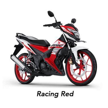 harga Honda New Sonic 150R Sepeda Motor [VIN 2019/ OTR Jawa Tengah/ Yogyakarta] Blibli.com