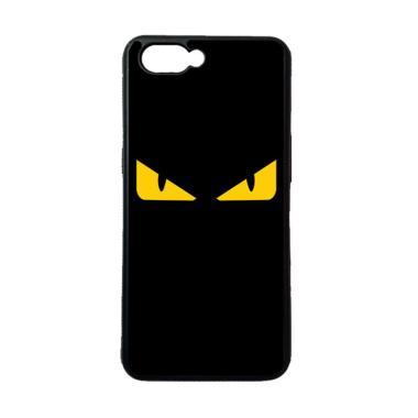 best cheap ade23 766ab HEAVENCASE Motif Monster 02 Softcase Casing for Oppo A3S - Hitam
