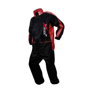 harga JPX Raincoat Jas Hujan Ponco 2XL Merah Blibli.com