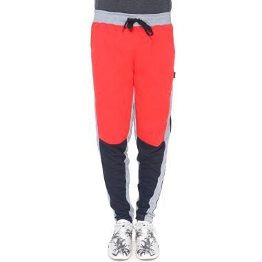 Jfashion Ronald Celana Jogger Training Pria - Merah