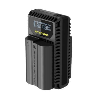 Nitecore UNK1 Dual-Slot USB Travel Charger ...