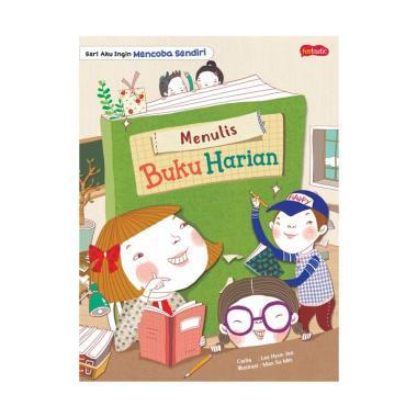 harga M&C Menulis Buku Harian By Lee Hyun Joo Buku Fiksi - Blibli.com