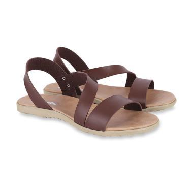 Jual Sandal Flat Wanita Branded Terbaru Online  b515542a99