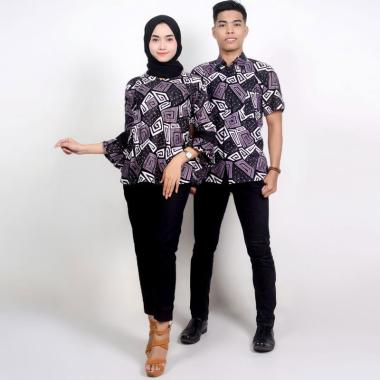 King Projo Motif Gg Baju Batik Couple