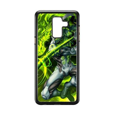 harga Acc HpGenji Overwatch L2469 Custom Casing for Samsung Galaxy A6 Plus Blibli.com