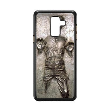 harga Acc Hp Star Wars Han Solo Frozen in Carbonite L1674 Custom Casing for Samsung Galaxy A6 Plus Blibli.com