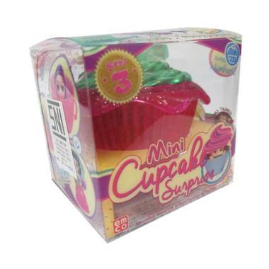 Emco Series 3 Mini Cupcake Surprise - Glitter Pink [Caramel]