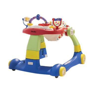 harga Cocolatte CL-1001 ML DK 2in1 Baby Walker - Navy Blue Blibli.com