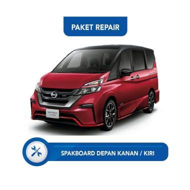 harga Subur OTO Paket Jasa Reparasi Ringan & Cat Spakbor Depan Kanan atau Kiri Mobil for Nissan Serena Blibli.com