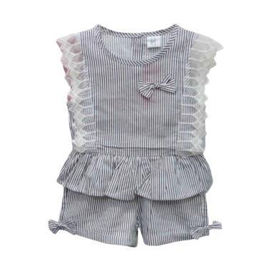 STB Kids STB8807 Stelan Baju Bayi Perempuan