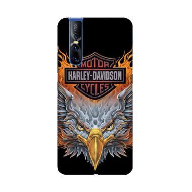 harga Acc Hp Motor Harley Davidson Eagle Logo P0370 Custome Casing for VIVO V15 PRO Blibli.com