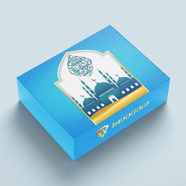 harga IndoGold Box Parcel Edisi Ramadhan Blibli.com