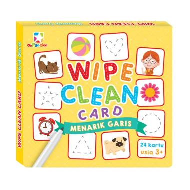 Elex Media Komputindo Opredo Wipe Clean Card
