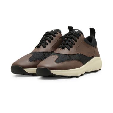 Brodo Gobi Sepatu Sneakers Pria - Dark Choco