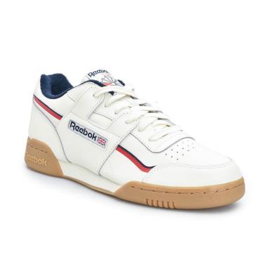 a39ead5adee Reebok Workout Plus MU Sepatu Olahraga Pria [DV4293]