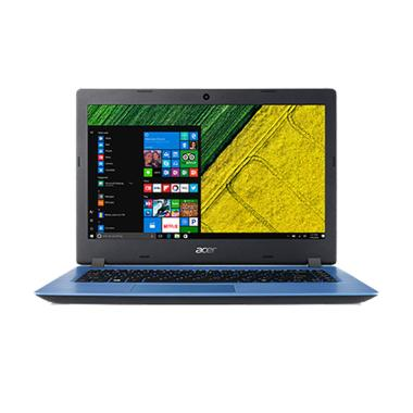 harga Acer Aspire 3 A314 41 9556 NX.H7MSN.001 Laptop - Blue [AMD A9-9420/ 4 GB/ 1 TB/ DVD-RW/ Radeon R5 Graphics/ 14 Inch/ Win 10] Blibli.com