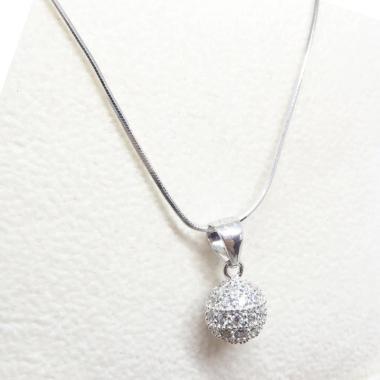Hasil gambar untuk kalung emas putih
