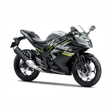 Indent Kawasaki Ninja 250sl Sepeda Motor Vin 2019 Otr Jabodetabek