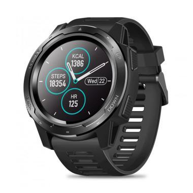 harga Zeblaze Vibe 5 HR Sport Waterproof IP67 Heart Rate Monitor Smartwatch Blibli.com