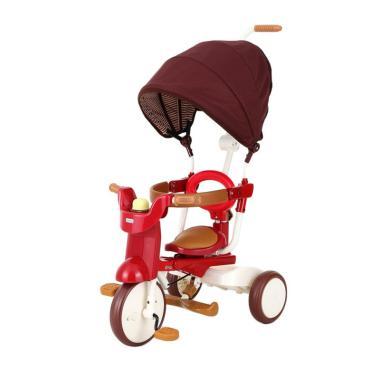 harga IIMO 02 SS Sepeda Roda Tiga - Eternity Blibli.com