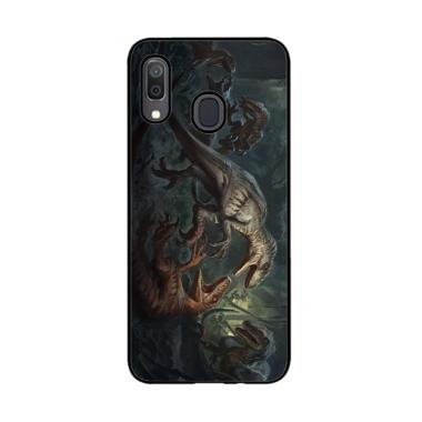 harga Cococase Raptor Dinosaurus Jurassic World O5033 Hardcase Casing for Samsung Galaxy A20 Multi Blibli.com