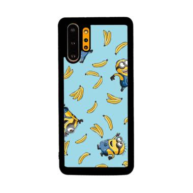 Cannon Case Minnion Banana P1278 Custom Hardcase Casing for Samsung Galaxy Note 10 Plus