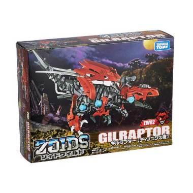 harga Takara Tomy Zoids Wild ZW02 Gilraptor Model Kit [1:72] Blibli.com