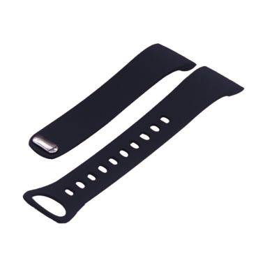 Blueland Smart Watch Armband Silicone Replacement Wrist Strap Band for Samsung Gear Fit 2 S