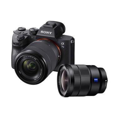 harga SONY SEL2870 Alpha A7 III Kamera Mirrorless with Lensa SEL1635Z Blibli.com