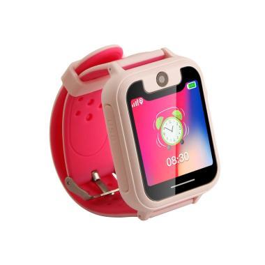 harga Bluelans Child Smart Watch [1.54 Inch/ Touch Screen/ SOS GPRS Location/ Flashlight Camera] Pink Blibli.com