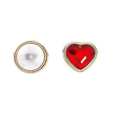 harga WEST ISLAND WI8302323 Lovemoon Earring [14 K] Blibli.com