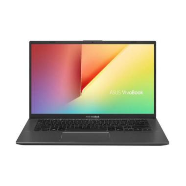 harga Asus A412FL-EK502T Notebook - Slate Grey [i5-8265U/8GB DDR4/512GB SSD/GeForce MX250 2GB/14 Inch FHD/W10] Blibli.com
