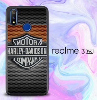 harga Casing REALME 3 PRO Custom Hardcase motor harley davidson logo Z4053 Blibli.com