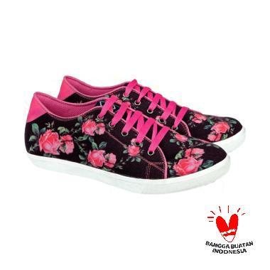 harga Azzurra 1528-02 Casual Sepatu Sneaker Wanita Blibli.com