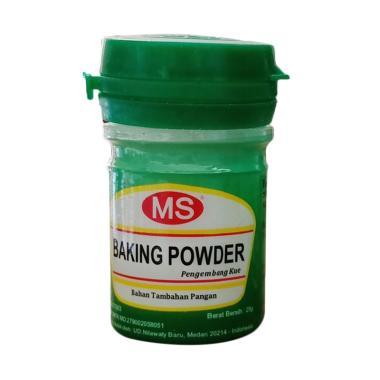 harga OEM MS Baking Powder [25 g] Blibli.com
