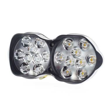 harga OEM U9 ATV LED Spotlight Lampu Tembak Motor [18 LED] Blibli.com